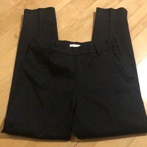 H&M black dress pant